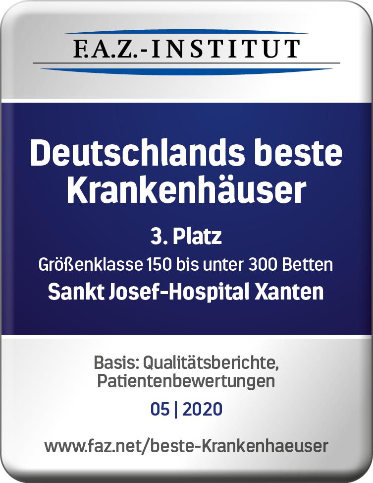 Deutschlands beste Krankenhäuser