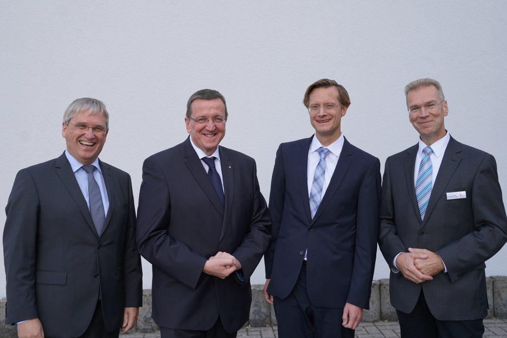 Drei niederrheinische Krankenhäuser rücken enger zusammen