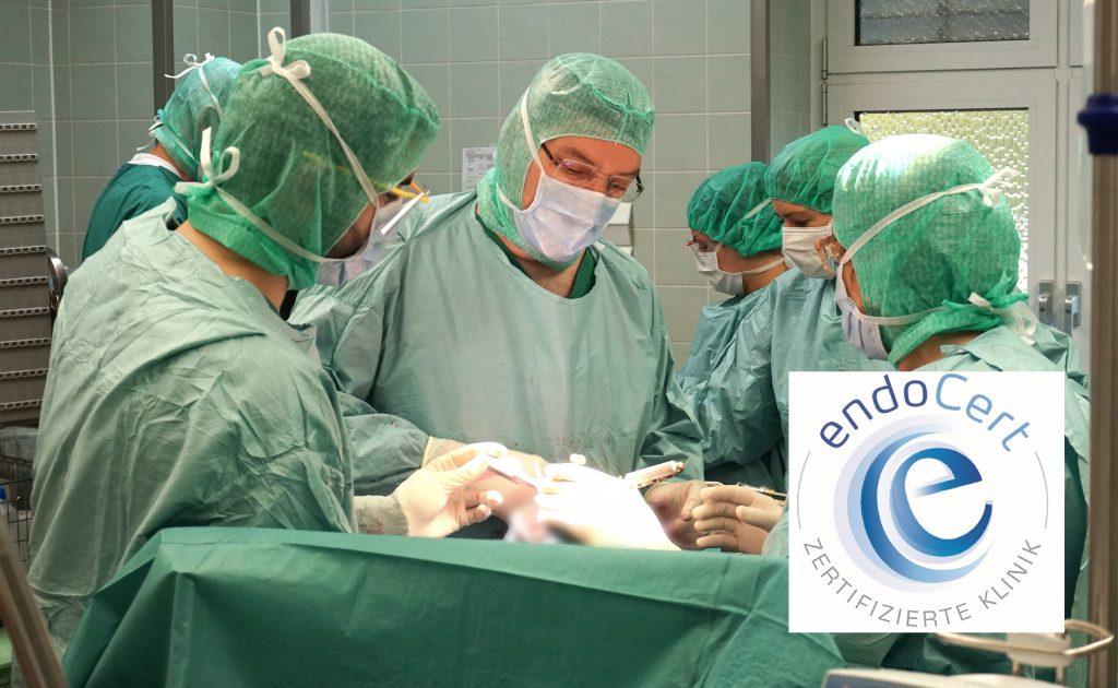 Endoprothetikzentrum Künstlicher Gelenkersatz (Hüfte, Knie, Schulter)
